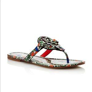 Tory Burch Miller Sandal.  Size 7.5.  BNIB